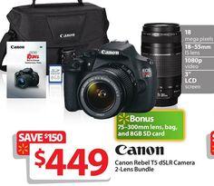 Nikon D3300 Bundle Costco   Digital SLR Camera Black Friday 2014 ...
