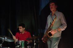 Nuoro Jazz inverno 2015 - Jam session - Massimo Carboni Andrea Carta