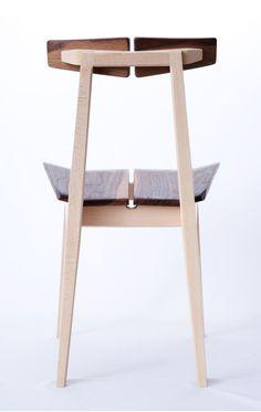 Acquista on-line Marumi | sedia By design bros, sedia in legno, Collezione marumi