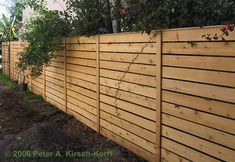 Phenomenal Wooden fence alarm,Garden fence gate plans and Wood fence quotes online. Modern Wood Fence, Wood Fence Design, Modern Fence Design, Pergola Design, Rustic Fence, Front Yard Fence, Diy Fence, Fence Landscaping, Backyard Fences