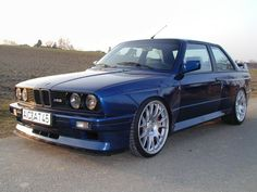 BMW-M3 E30 Turbo