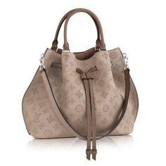 Louis Vuitton Handbags LV GIROLATA Mahina Leather 7 Louis Vuitton Girolata 054f393bb722d