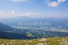 #View From Mt. #Mirnock Into #Drautal #Valley @depositphotos #depositphotos @carinzia #ktr15 #nature #landscape #carinthia #austria #summer #season #spring #outdoor #hiking #holidays #vacation #travel #leisure #sightseeing #stock #photo #portfolio #download #hires #royaltyfree