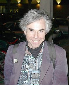 Douglas Hofstadter, 2002. (Hofstadter has been one of the greatest influences in my life -- writing about math, music, and art, where patterns and paradox thrive)
