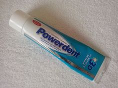 aşKalemi: Powerdent 3d Üç boyutlu Beyazlık Tanıtımı