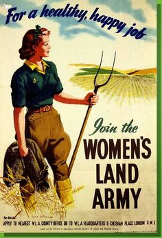 WOMEN'S LAND ARMY