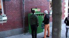 bottle bank arcade - https://www.youtube.com/watch?v=rW5AocU1V5M