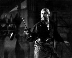 Tyrone Power in The Black Swan (1942)