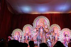 Bengal Club Durga Puja 77 Th Year Shivaji Park Mumbai
