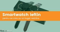 Smartwatch ieftin #ceas #ceassmart #smartwatch #fashion #technologie #romania #tech #ieftin