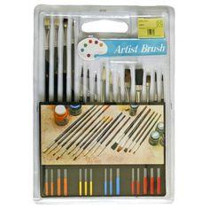 Štetce a štetky na maľovanie Artist Brush, Tableware, Dinnerware, Tablewares, Dishes, Place Settings