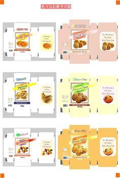 LS | Miniature Printables | Mini printies Food, Household goods | Pin ...