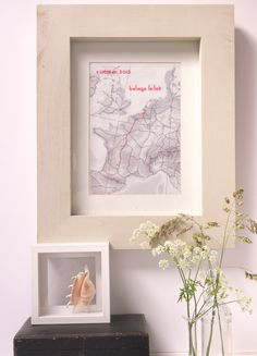 Stitch your Journey  The Ultimate DIY Souvenir door CoandMore, €19.50