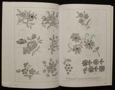 Book Antique Poland Folk Embroidery Silesia Costume Needlework Pattern Metallic 8387455121
