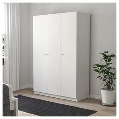 IKEA offers everything from living room furniture to mattresses and bedroom furniture so that you can design your life at home. Check out our furniture and home furnishings! At Home Furniture Store, Modern Home Furniture, Bedroom Furniture, Bedroom Decor, Bar Furniture, Bedroom Ideas, Wardrobe Furniture, White Armoire, Basement Remodel Diy