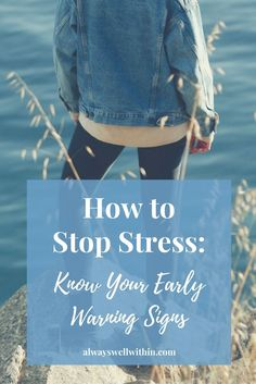 Monthly Stress Challenge | Stress Tips via @Sandra Pawula | Calm Your Mind, Ease Your Heart