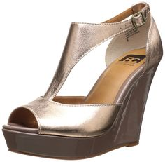 61c861c6745 BC Footwear Women s Lickety Split Wedge Sandal    Want additional info   Click on the image.  womenshoe