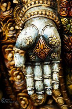 Radiant Heart Hands... #meditation