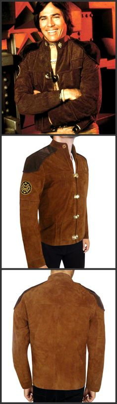fd745169c8 The famous American TV Series Battlestar Galactica Suede Leather Jacket now  in our store