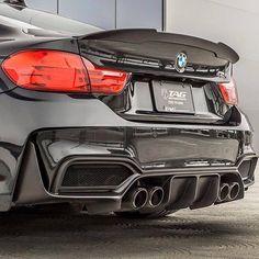 #M4 #BMW Nice black full!