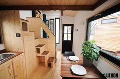 Escapade Tiny House - Tiny House Living