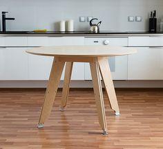 Dinner Table by Dmitry Kutlayev, via Behance