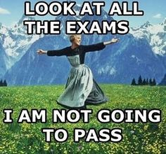 If only there was a way of calculating how much I needed on my exam to pass #examfail #gradecalculator #exammemes #tageveryone