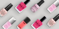 10 Nail Polish Shades That Are Prettiest in Pink - BestProducts.com