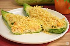 Zucchini, Cabbage, Low Carb, Vegetables, Food, Healthy Chicken Recipes, Quick Recipes, Tasty Food Recipes, Baked Chicken Breast