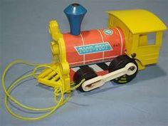 Vintage toys.
