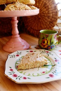 Maple Oat Nut Scones by @Ree Drummond | The Pioneer Woman