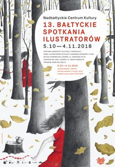 13. Bałtyckie Spotkania Ilustratorów. Books, Libros, Book, Book Illustrations, Libri