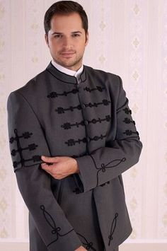 Hungarian Wedding Wear, Wedding Attire, Wedding Dresses, New Fashion, Fashion Trends, Historical Costume, Suit And Tie, Sexy Men, Sexy Guys