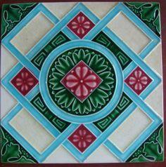 peranakan wall tiles artwork - Google Search