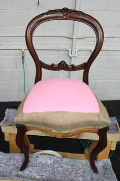 Upholstery Basics: Constructing coil seats - Part 2