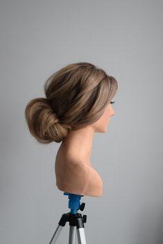 Wedding hairstyle - Ladylyn Gool