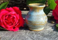 Terrarium Pot. Bud Vase.. $14.00, via Etsy.
