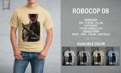 T Shirt - Robocop 08