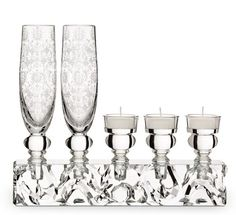 United Crystal Woods by Marcel Wanders for Baccarat