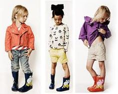 urban style kids clothing...haha just like my kids :)