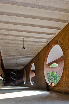 Louis Kahn Visual Archive by Naquib Hossain