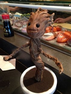 DIY: Make Your Own 'Guardians Of The Galaxy' Dancing Baby Groot
