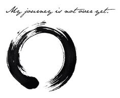 japanese enso heart | My journey is not over yet with open enso - tattoo