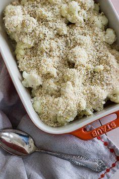 Horseradish Cauliflo