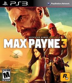 released soon for Xbox PlayStation 3 and PC, Max Payne 3 by Rockstar Games Max Payne 3, Starcraft, Mafia, Cry Anime, Anime Devil, Game Presents, Latest Video Games, Arcade, Rockstar Games