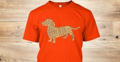 Dachshund and hotdog lovers rejoice! There now exists a fun shirt for you! #doyoudachsund?
