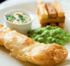 Gary's Favourite - Marco Pierre White's Fish and Chips