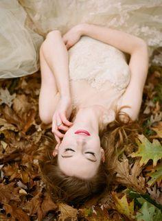 Breathtakingly Romantic Fall Wedding Inspiration at Twickenham House