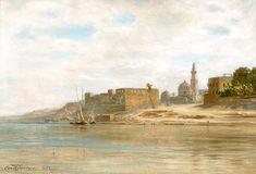 Ernst Körner - Esne am Nil