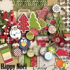 #Etsy https://www.etsy.com/shop/CarolineBDesign   Happy Noel (Kit numérique pour scrapbook à télécharger) by CarolineBDesign      6,49 USD  Happy Noel (Kit numérique pour scrapbook à télécharger)  Un adorable kit pour les jours heureux de Noël ! Comprend :  - 7 papiers - 50 éléments !  -----  Voyez la SERIE COMPLETE :   Happy Noël Bundle https://www.etsy.com/listing/215058236/happy-noel-bundle-downloadable-digital?ref=shop_home_feat_2  Happy Noël https://www.etsy.com/listing/21424..